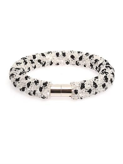 Balenciaga Raindrop bead-embellished choker