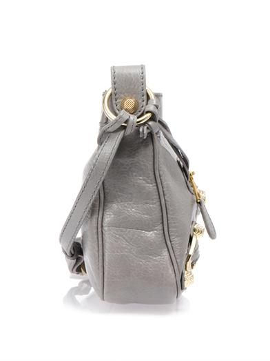Balenciaga Arena Giant Hip cross-body bag