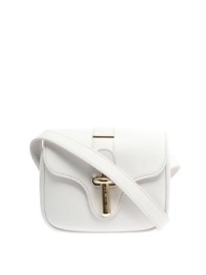 The Tube leather cross-body bag