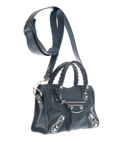 Balenciaga Classic Mini City edge-line shoulder bag