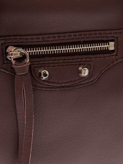Balenciaga Papier mini leather tote