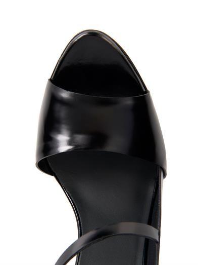 Balenciaga Neo Manhattan slingback sandals