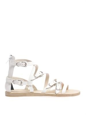 Bickle leather gladiator sandals
