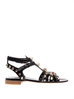 Arena stud gladiator sandals