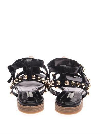 Balenciaga Arena stud leather sandals