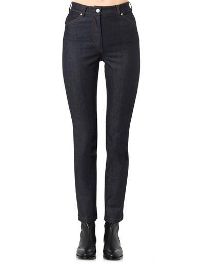 Balenciaga High-rise skinny jeans
