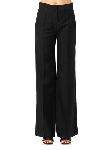 Balenciaga Wide-leg tailored trousers