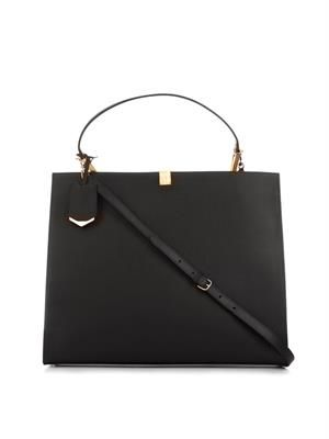 Le Dix Cabas leather tote