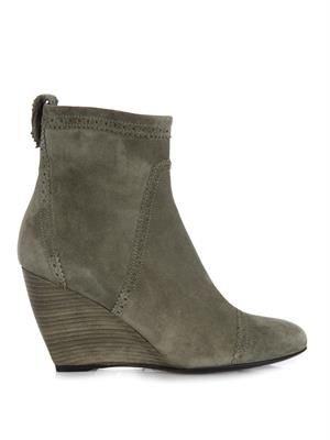 Siv to Pelle ankle boots