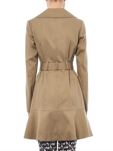 Diane Von Furstenberg Kadence coat
