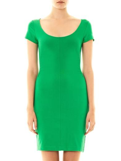 Diane Von Furstenberg Bally dress