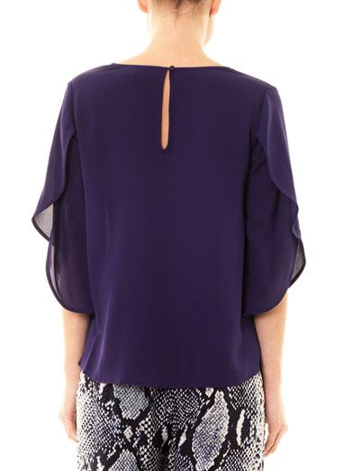Diane Von Furstenberg Nancy top