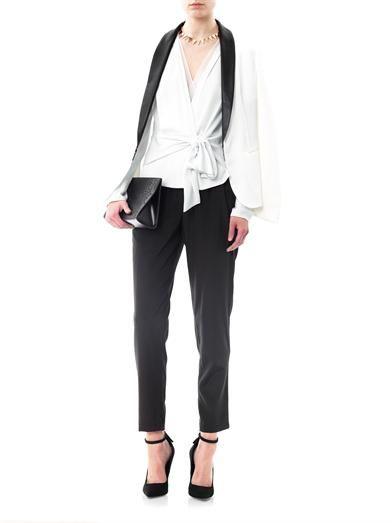 Diane Von Furstenberg Teagan blouse