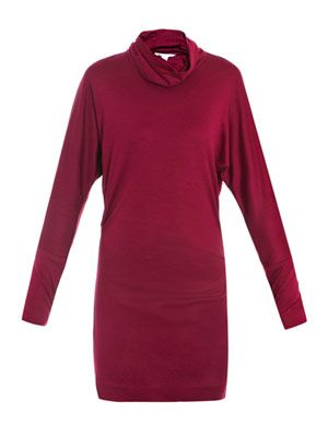 Maryn jersey dress
