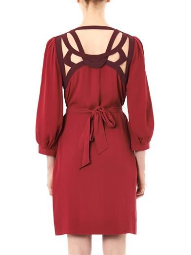 Diane Von Furstenberg Jadey dress