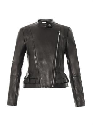 Heaven leather jacket