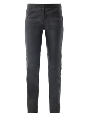 Liberty leather trousers