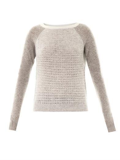 Diane Von Furstenberg Nanette sweater
