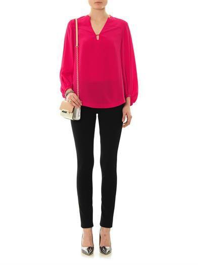 Diane Von Furstenberg Tanyana blouse