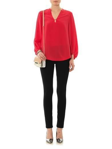 Diane Von Furstenberg Lupa leggings