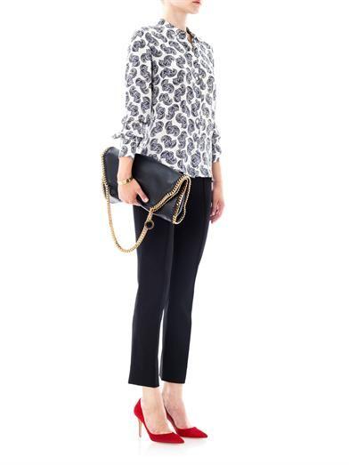 Diane Von Furstenberg Floyd trousers