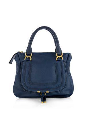 Marcie double-handle bag