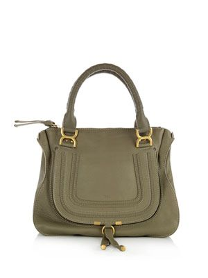 Marcie double-handle bag