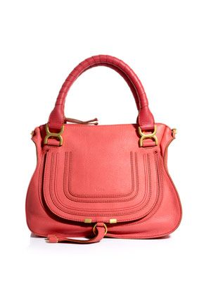 Marcie double handle bag