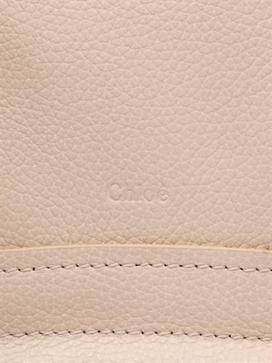 Chloé Paraty leather tote