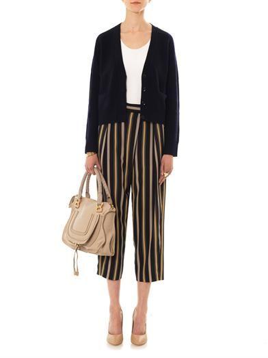Chloé Cashmere-knit cardigan