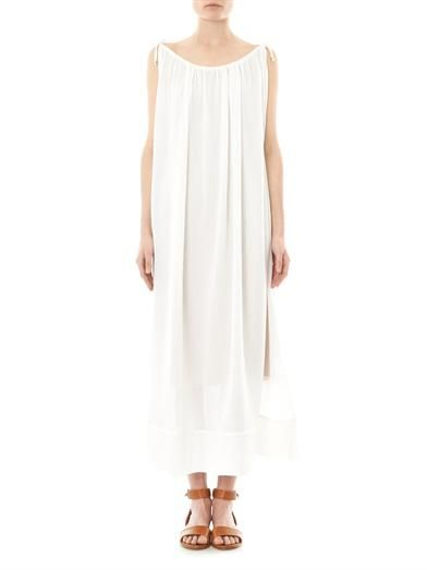 Chloé Cotton maxi dress