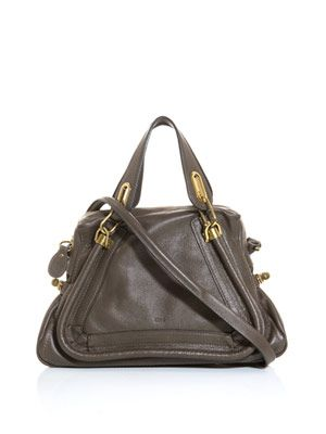 Paraty leather bag