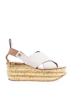 Tucson wedge sandals