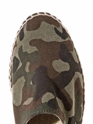 Castañer Odil camouflage espadrilles