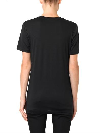 Christopher Kane Snake-print T-shirt