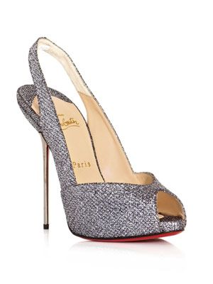 Boulimina lady 120mm glitter shoes