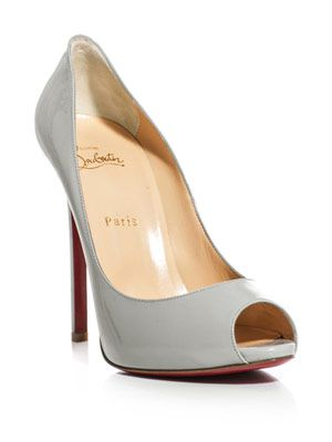 Flo 120mm open-toe pumps