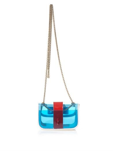 Christian Louboutin Sweety Charity mini shoulder bag