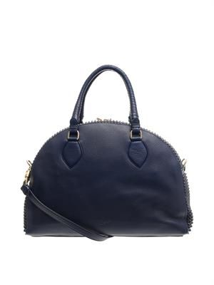 Panettone large studded tote