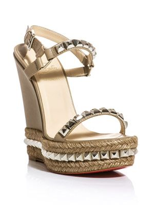 Cataclou 140mm studded sandals