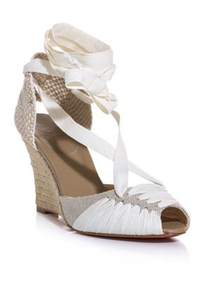 Cortico 85mm espadrille wedge sandals
