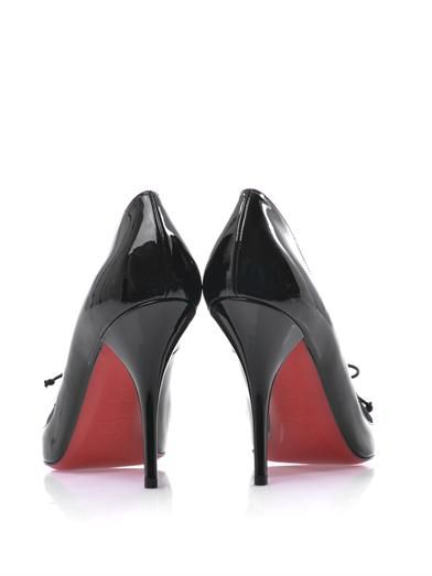 Christian Louboutin Queue de Pie 100mm leather pumps