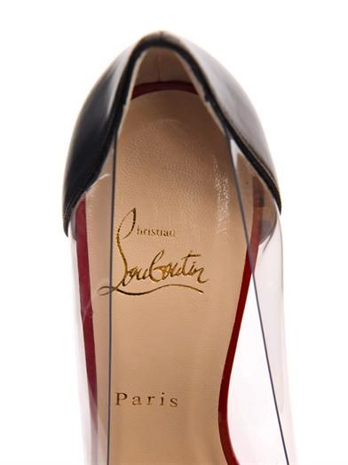 Christian Louboutin Djalouzi 100mm point toe pumps