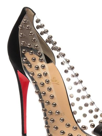 Christian Louboutin Bille et Boule multi 100mm pumps