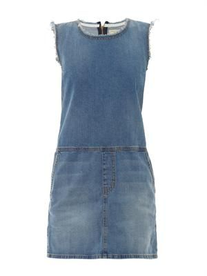 The Shift denim dress