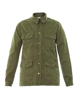 The Commander cotton jacket
