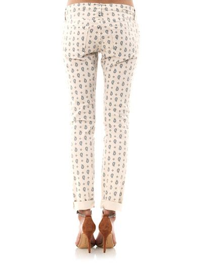 Current/Elliott The roller relaxed-fit skinny jeans