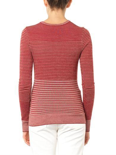Charlotte Gainsbourg X Current/Elliott The Jacquard sweater