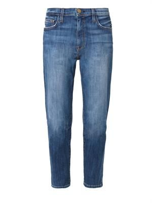 The Slouchy Carrot low-slung boyfriend jeans
