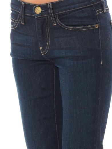 Current/Elliott The Stiletto mid-rise skinny jeans